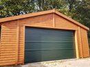 18x18 single garage