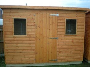 Wooden garden sheds high quality timber buildings in the uk pent sheds solutioingenieria Choice Image