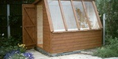 Solar Potting Sheds