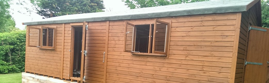 Wooden Workshops Heavy Duty Timber Workshops For Sale