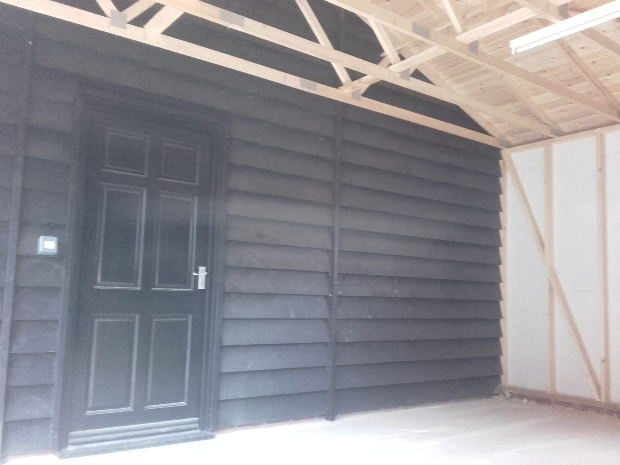 50 x 20 Featheredge With Insulation